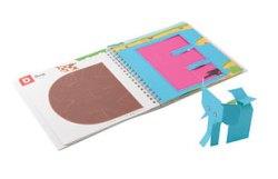Muji pop-out animal alphabet book