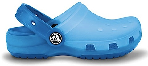 "Crocs Chameleonsâ""¢ Translucent Clog Comfortable Color Changing Clogs"