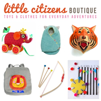 Discount Code - Little Citizens Boutique