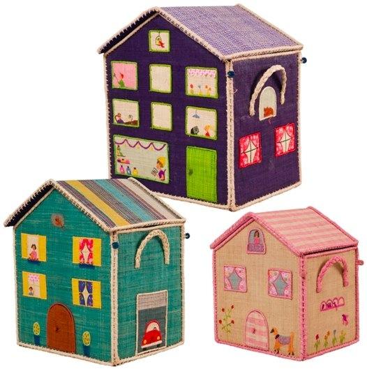 toy box stoage highrise city rice dk