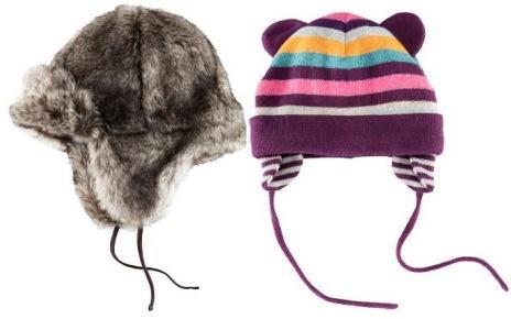 H&M Baby Hats