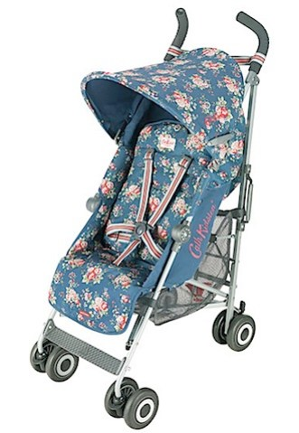 Maclaren Quest Cath Kidston - Blue Spray Flowers