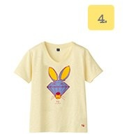rabbit tee by uniqlo undercover