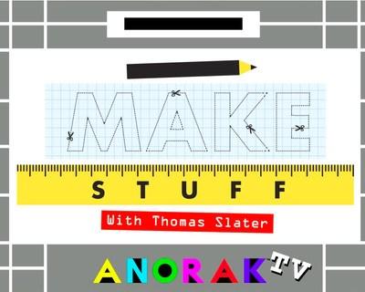 Anorak Magazine: Happy TV App