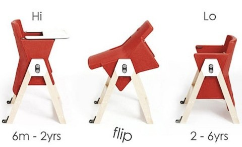 HiLo 2-in-1 Highchair