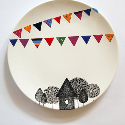 Zuppa Atelier plates