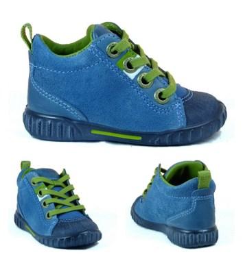 Ecco Mimic High Cut Lace Shoe