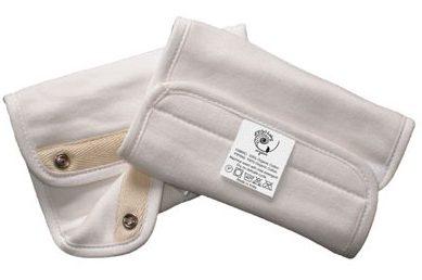 Babywearing Ergo teething pads