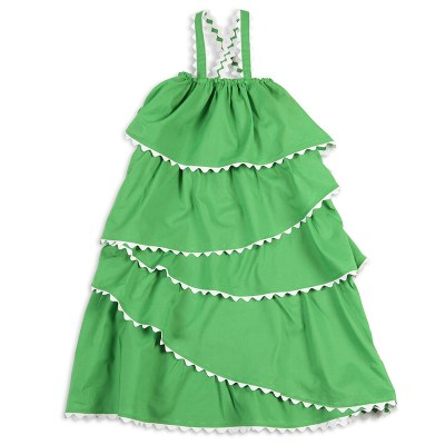 Deluna Kids flamenco dress