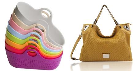 Moba Basket and Whitehall Changing Bag