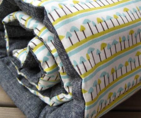 Sewn Natural - Play Mat