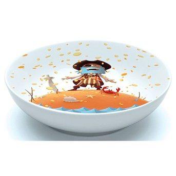 Gingerbread Porcelain Plate