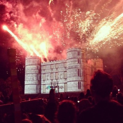 Camp Bestival: part one
