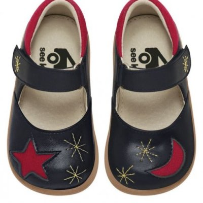 See Kai Run moon and star shoes