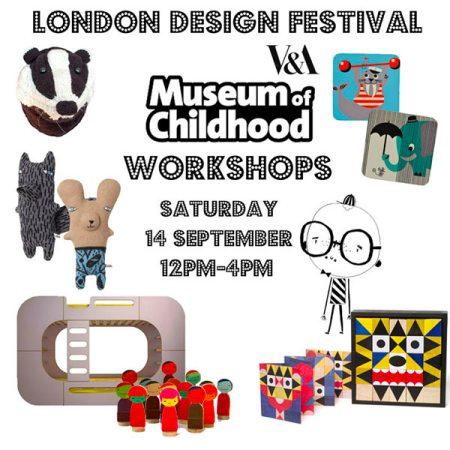 London Design Festival: The Designed Child