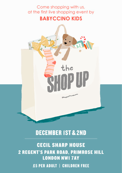 The ShopUp by Babyccino Kids