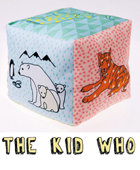 Cube from The Kid Who