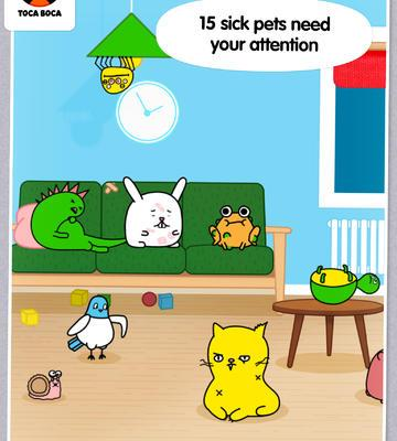 Cool app: Toca Boca Pet Doctor