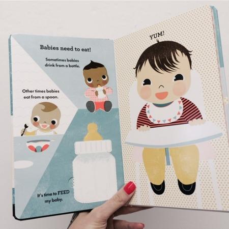 baby board book