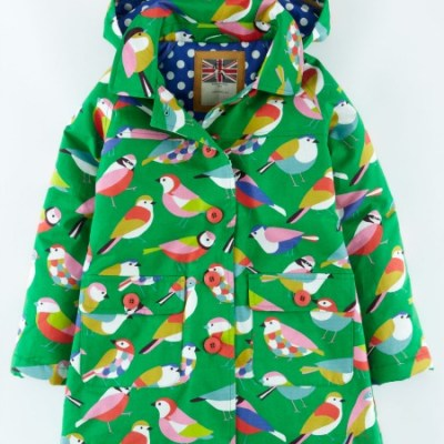 Hot on the high street: Boden Fun Mac