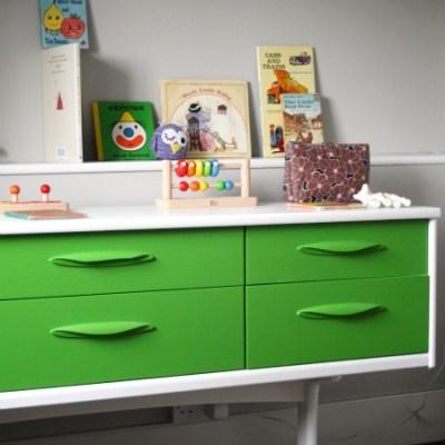 Room Tour: Edith's vintage nursery