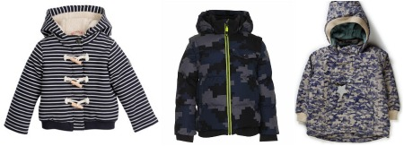 Best coats for children 2014