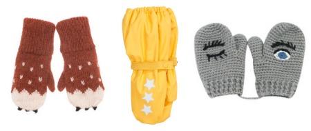 Cool gloves for kids