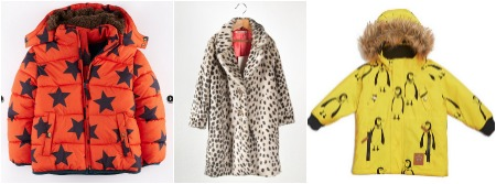 Cool kids coats and jackets