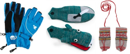 Cool mittens for kids