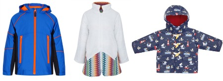cool kids coats - coats for boys and girls
