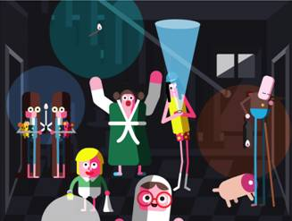 Cool app: Toca Boo!