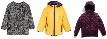 winter coats for children