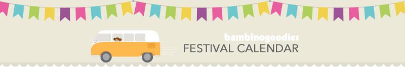 Feature - Festival Calendar Header