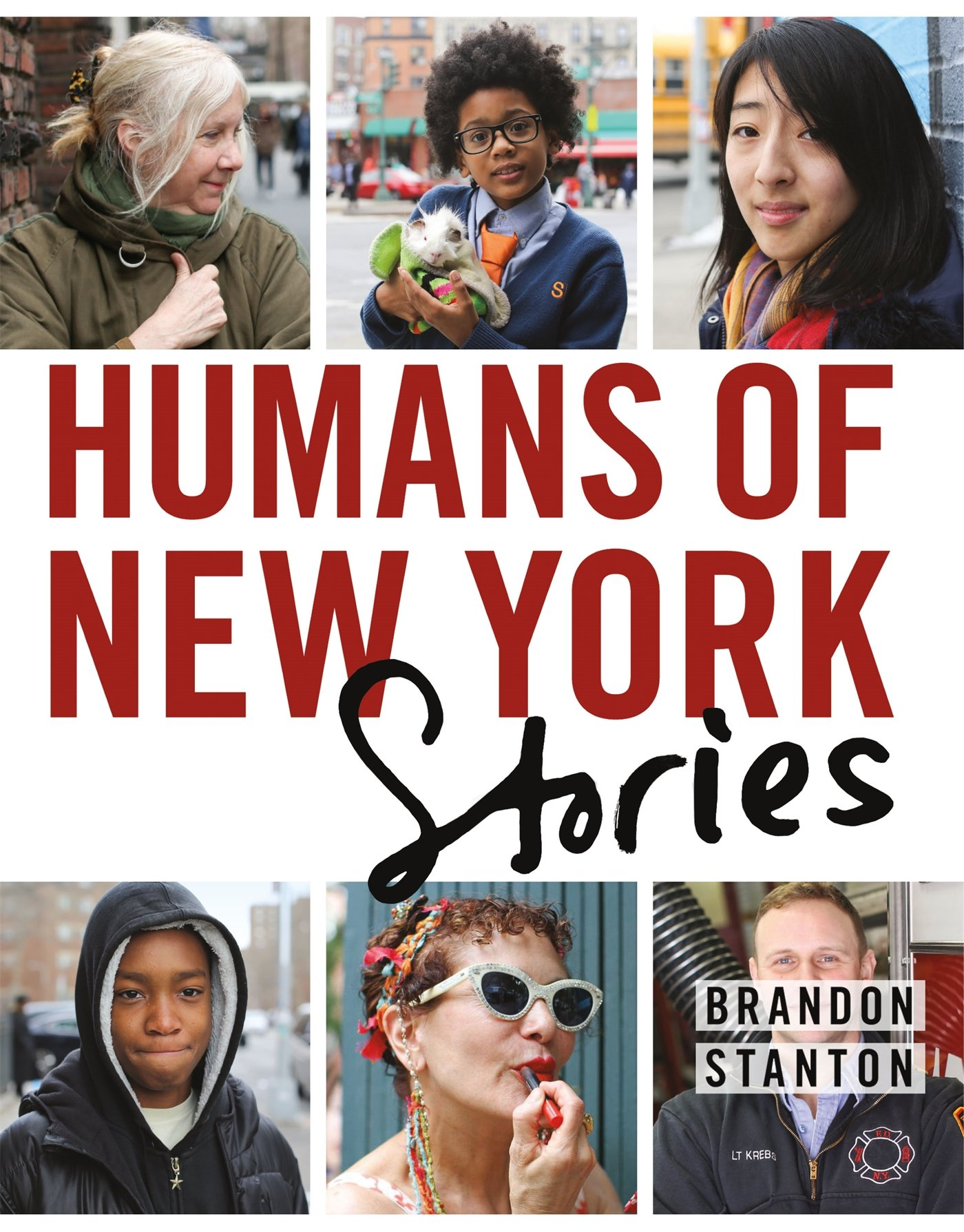 Humans of New York- Stories
