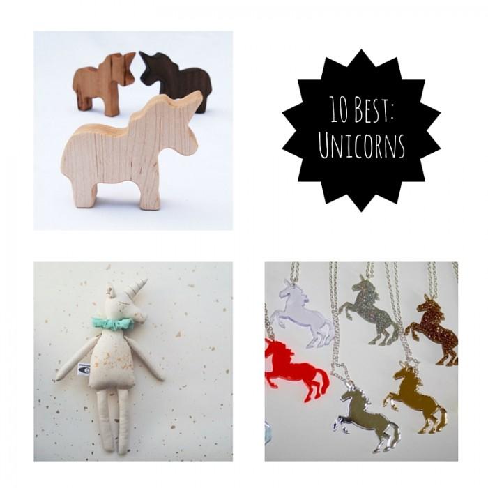 10 Best- Unicorns