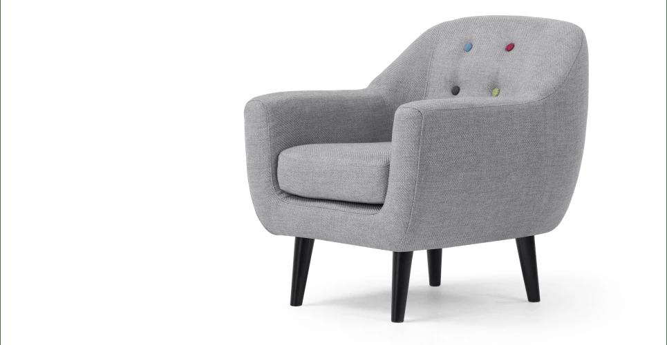Made armchair