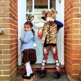 Peter Rabbit & The Tiger Who Came to Tea