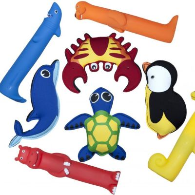 Dinky Divers & Funky Floaties join the SwimFin family
