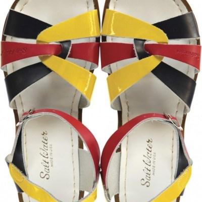 Tootsa and Sun-San sandals