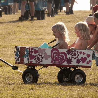 Giveaway: Win a family ticket to Camp Bestival
