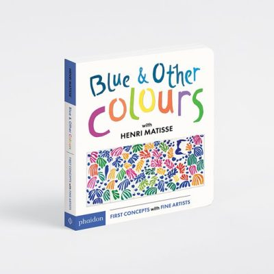 The Story Corner: Blue and Other Colours