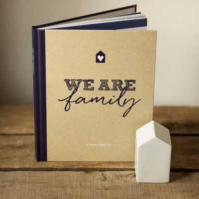 Illustries We Are Family Book