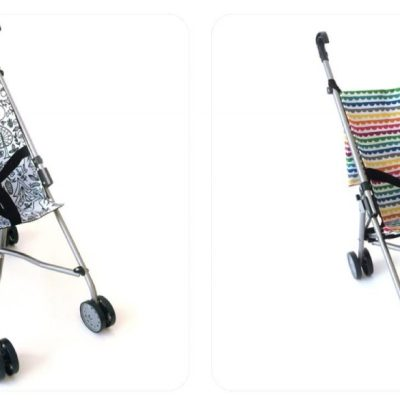 Pimp My Stroller new designs