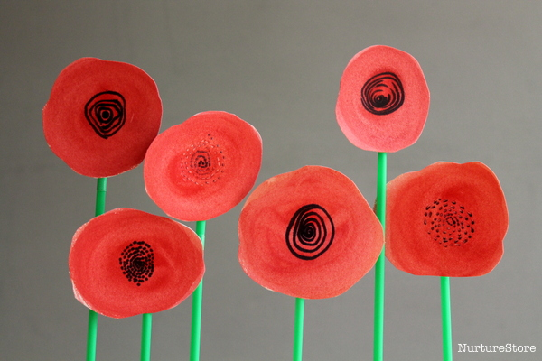 poppy-day-crafts-rememberence-day-crafts