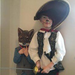 Fantastic Mr Fox & Puss in Boots