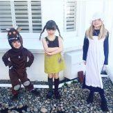 The Gruffalo, Pippi Longstocking & Hetty Feather