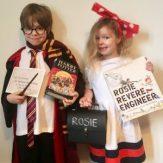 Harry Potter & Rosie Revere