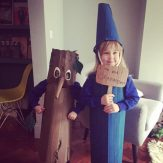 Stick Man & The Blue Crayon