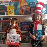 The Tiger Who Came to Tea & The Cat in the Hat