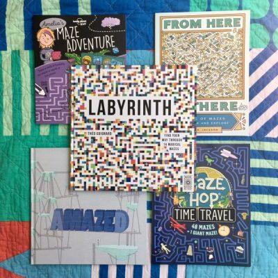 Five Fab… Maze Books